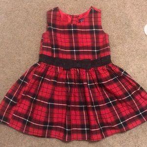 The Children's Place EUC 2T Christmas dress